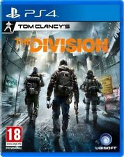 BRAND NEW SEALED TOM CLANCY'S THE DIVISION PS4 GAME