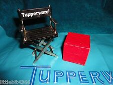 VINTAGE TUPPERWARE TUPPER TOY BUSY BLOCKS REPLACEMENT RED LETTER H FOR HORSE