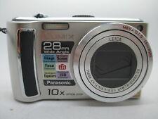 Panasonic LUMIX DMC-TZ5 9.1MP HD Digital Camera 10x Wide Optical Leica ~