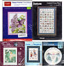 CHOICE: SEALED Stamped or Counted Cross Stitch or Crewel Embroidery Needlecraft
