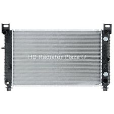 Radiator For 99-12 Silverado Sierra 01-06 Tahoe Yukon V8 5.3L 6.2L 4.8L V6 4.3L