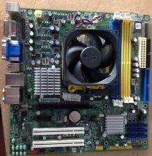 BUNDLE SCHEDA MADRE SOCKET AM2 + AM3 MICRO ATX DDR2 KIT E CPU ATHLON II X2 250