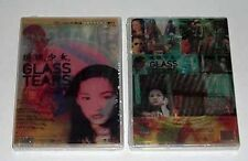 "Zeny Kwok Sin-Yu ""Glass Tears"" Lo Lieh RARE HK 2001 Drama OOP DVD"