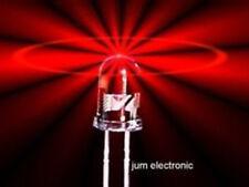 50x rot-orange 3mm LED 2000mcd