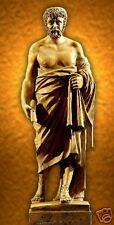 Demosthenes Greek Philisopher Orator Statue stone sculpture home decor art
