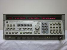 Hp Agilent 8341b 20ghz Synthesized Sweeper Signal Generator With Option 003