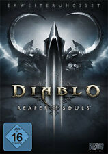 Diablo 3 III Reaper of Souls / PC + MAC DVD