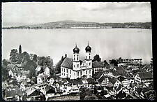 Switzerland~1950s Lachen am See~Upper Lake Zurich~ RPPC