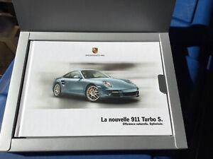 Porsche 997 Turbo S  Brochure French Version