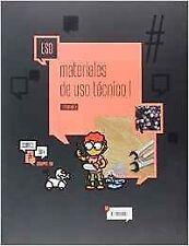 (15).TECNOLOGIA 1.MADERA METALES.MATERIALES USO TECNICO. ENVÍO URGENTE (ESPAÑA)