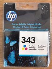 ORIGINALE E SIGILLATI HP 343 HP343/cartuccia di inchiostro a colori C8766E-Nuovo di Zecca