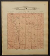Nebraska, Lancaster County Map, 1903, Township of Oak, L1#52