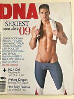DNA Australian Magazine Issue #116 October 2009  Sexiest Men (Rare)