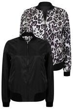 Animal Print Bomber Coats, Jackets & Vests for Women