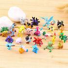 Hot Sale 24pcs Mini Lovely Lots 2-3cm Pokemon Monster Mini Random Pearl Figures