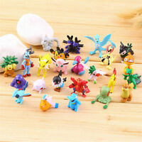 New 24pcs Mini Lovely Lots 2-3cm Pokemon Monster Mini Random Pearl Figures