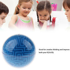 3D Maze Ball Magic Ball Puzzle Brain Maze Game Kids Educational Toys SL
