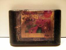 Barney's Hide & Seek Game (Sega Genesis, 1993).,