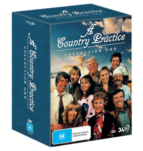 A Country Practice - Collection 1 - Eps 1-148 (34 Disc) New/Sealed
