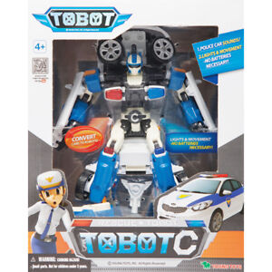 Impressive Toys | Young Toys Tobot : Rescue Tobot C, Car Transforming