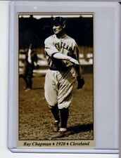 Ray Chapman '20 Cleveland Indians Tobacco Road series #20