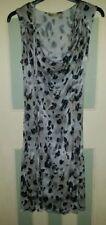 TU Animal Print Sleeveless Dresses Midi