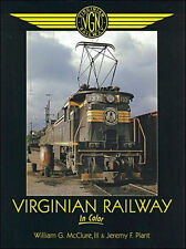 Virginian Railway In Color / Railroad
