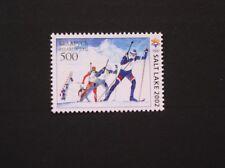MNH 2002 WINTER OLYMPIC GAMES SALT LAKE, United States - BELARUS - BIATHLON #35