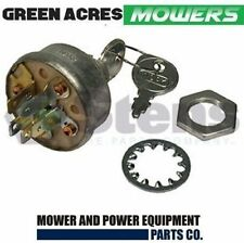 RIDE ON MOWER IGNITION STARTER SWITCH FITS SELECTED MTD ROVER MURRAY JOHN DEERE