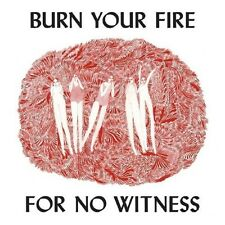 Angel Olsen-burn your fire for no Witness CD NUOVO