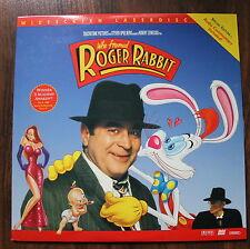 Who Framed Roger Rabbit Laserdisc/Laser Disc SPECIAL ED