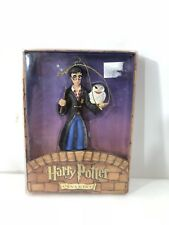 Harry Potter Kurt S. Adler Santa's World Christmas Ornament 2000 Hedwig w/ Box