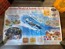 More details for rothmans aerobatic team poster
