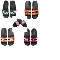 Mens NFL Legacy Sport Slide  Sandals Flip Flops - Pick Team