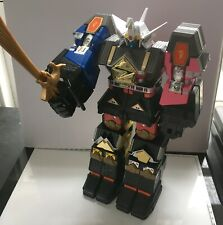 Bandai Might Morphin Power Rangers Shogun Deluxe Megazord toy used complete