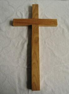 Einfaches Holzkreuz/Wandkreuz