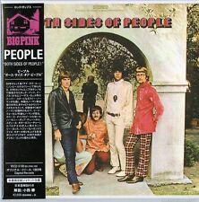 PEOPLE-BOTH SIDES OF PEOPLE!-JAPAN MINI LP CD F83