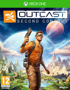 Outcast Second Contact Xbox One Bigben Interactive