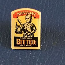 ACRYLIC COATED METAL PIN BADGE ADNAMS OF SOUTHWOLD BITTER