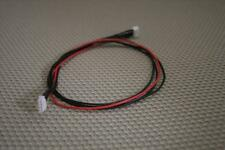 "NEW 24"" JST 3S LIPO BALANCE LEAD EXTENSION SILICONE 20awg WIRE ADAPTER US SELLER"