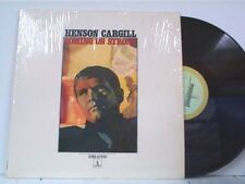 """HENSON CARGILL """"COMING ON STRONG"""" LP IN SHRINK"""