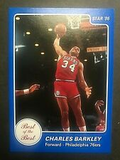 1986 Star Best of the Best #2 Charles Barkley