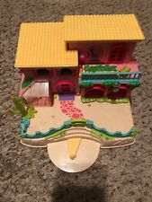 Polly Pocket Hacienda Ranch Magnetic House 2000 Used Kids Vintage - House Only