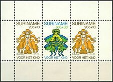 Surinam 1980 SG#MS1018 Child Welfare MH M/S #D86486
