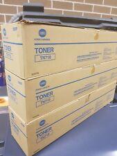 Genuine Konica Minolta Bizhub 600/750 Toner TN710