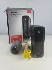 Motorola SURFboard Extreme Cable Modem SB6121 Docsis 3.0 Up To 160 Mbps