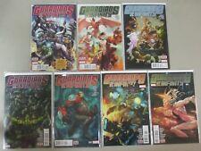 Guardians of Infinity #1 2 3 4-7 Run Lot 7 Comics The Galaxy Dan Abnett Marvel