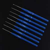 8pcs Crochet Hooks Stitches Knitting Needles Handicraft Crochet Set Weave Too Hu