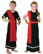Ragazzi Egiziano Paraoh Costume da Bambino per Bambini Historic Scuola Vestito