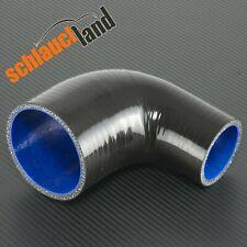 90° Bogen 89 mm silicone hose elbow Silikon schlauch Markenware raceparts.cc